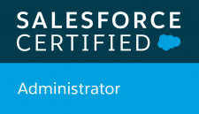 Logo Salesforce Certified Administrator