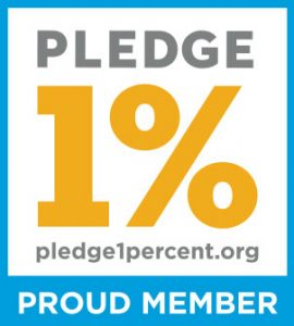 Logo Pledge 1%